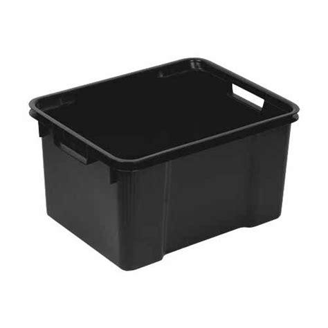 Mitre Plastic Crate Black 57 best mitre 10 decluttering images on