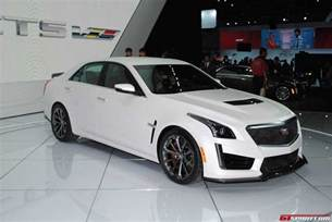 All Cadillac Models Cadillac Developing Electric All Wheel Drive For V Series