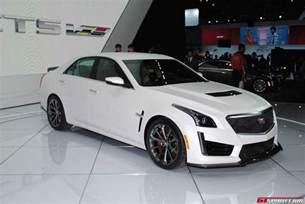 2015 Cadillac Ctsv Detroit 2015 Cadillac Cts V Gtspirit