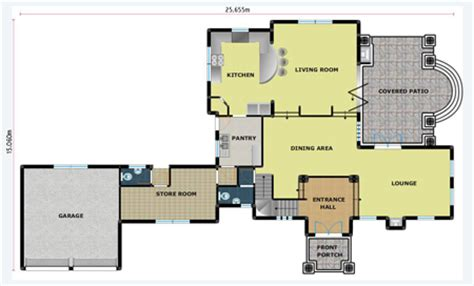 3 Bedroom House Floor Plans by House Plans Building Plans And Free House Plans Floor