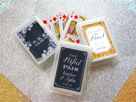 Wedding Favors Cards set of 10 custom card wedding favor personalized