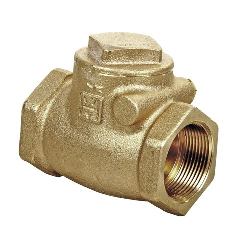 brass swing check valve brass swing check valve threaded parallel metal