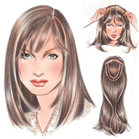 toppers and integration wigbeauty international wigs 174 micro integration refined human hair