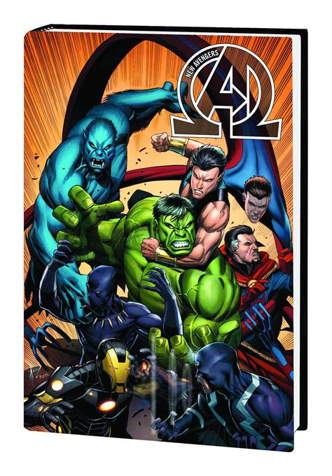 new avengers by jonathan 0785197095 new avengers by jonathan hickman vol 2 fresh comics