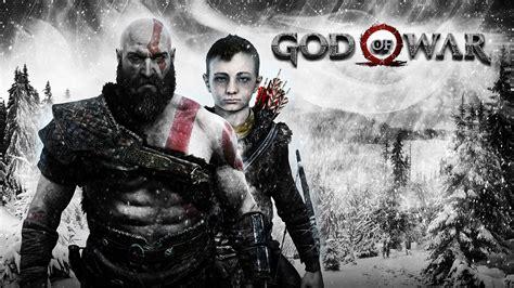 imagenes full hd de kratos wallpaper god of war kratos atreus games 4151
