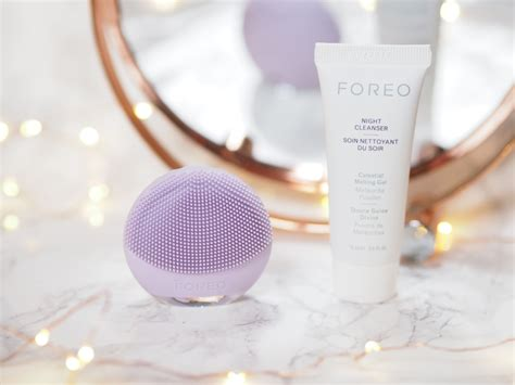 Foreo Go foreo go review sensitive skin cleansing device