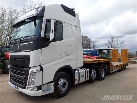 volvo tractor used volvo fh500 tractor units year 2015 price 83 970