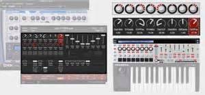 novation 61 sl mkii usb midi controller keyboard 61 keys