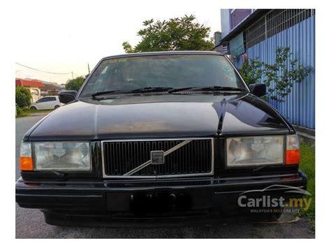 volvo 740 sedan volvo 740 1990 gl 2 3 in selangor automatic sedan black