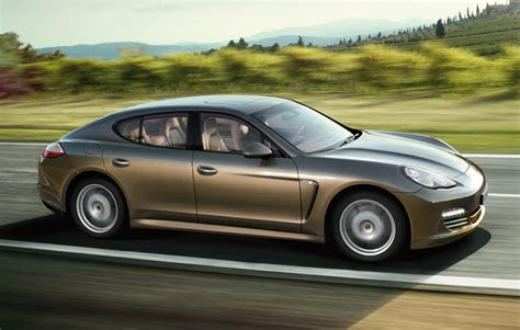 4 Door Porsche Car by 2010 Porsche Panamera Subject To Recall
