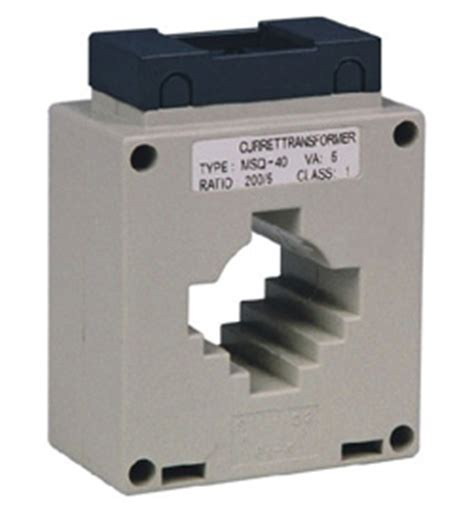 Current Transformer Type Msq 40 current transformer msq