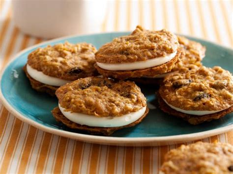 Carrot Cake Cookies : Recipes : Cooking Channel Recipe