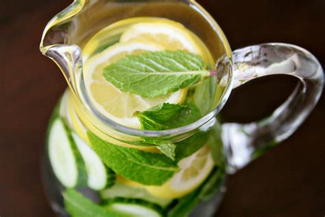 Liver Detox Drink Lemon Cucumber by Care For Your Health Make This Drink To Cleanse Your