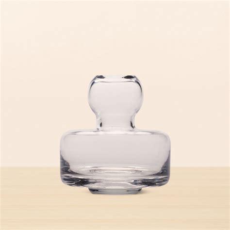 marimekko clear flower vase marimekko vases