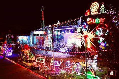 best streets and suburbs for christmas lights in perth