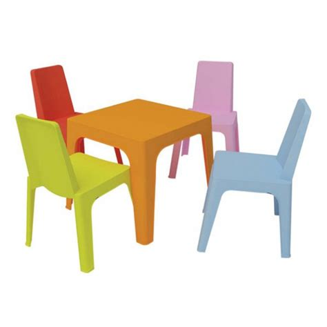 Table Chaise Enfant Plastique by Table Enfance Eco Int 233 Rieur Ext 233 Rieur