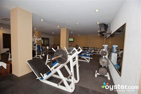 Hotels With 3 Bedroom Suites fitness center at the marival resort amp suites nuevo