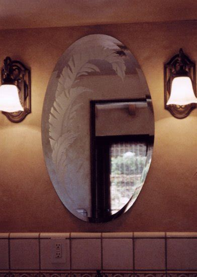 tropical bathroom mirrors decorative etched carved mirrors mirror frames sans
