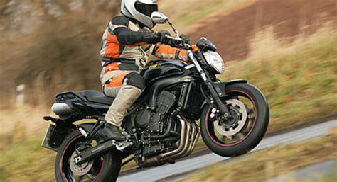 Einsteigermotorrad Mit Abs by Yamaha Fz6 S2 Tourenfahrer Online