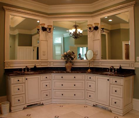 double  single mirror  master bath big mirror