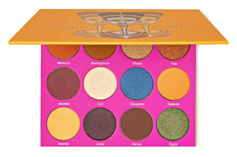 Eyeshadow Juvia S Place nubian 2 eye shadow palette juvia s place