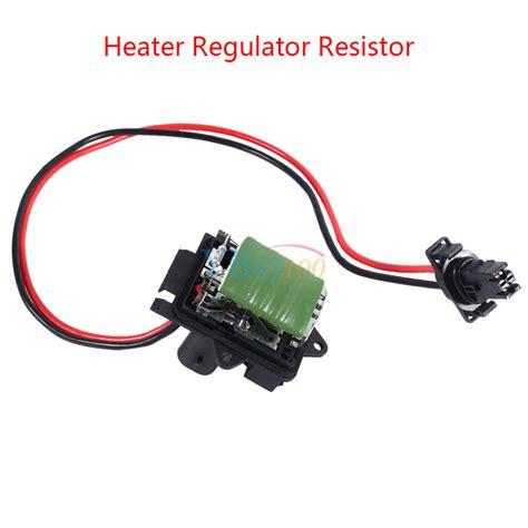 vauxhall astra cooling fan resistor heater fan blower motor resistor 7701050325 for renault trafic vauxhall vivaro ebay