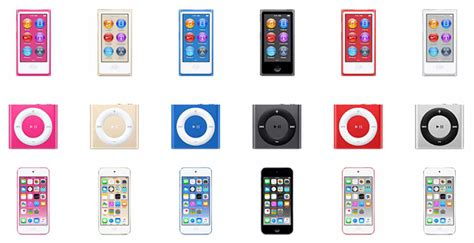 ipod color ipods not quite dead yet think they ll go for a walk