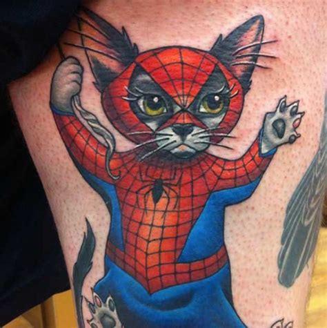 tattoo cat man cat tattooonpoint tattoos