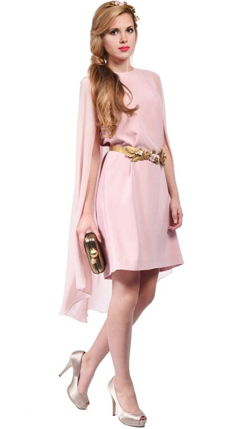 Dress Agustincape 32 best images about vestidos con capa in on cape dress zara and fiestas