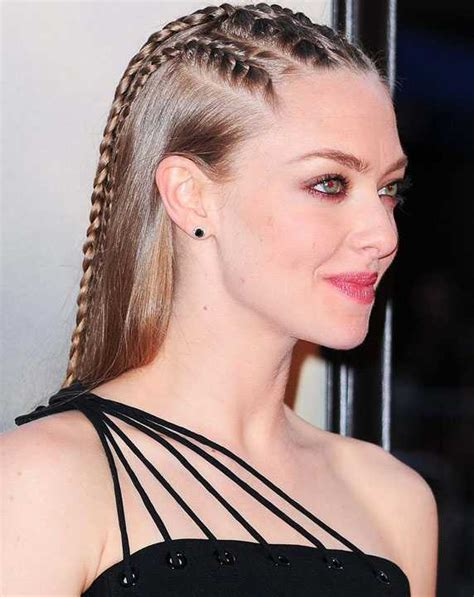 braided hairstyles celebrities new celebrity hairstyles 2016 ideas and trends