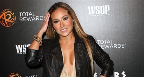 well hello there adrienne bailon