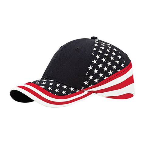 american flag usa cap stripes patriotic hat