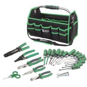 home depot tools commercial electric 22 electrician s tool set