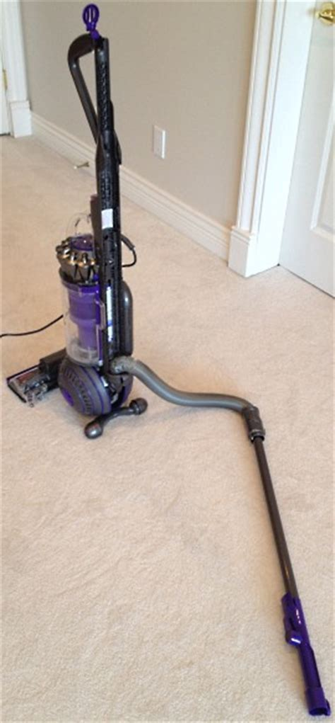 dyson ball animal  upright vacuum review