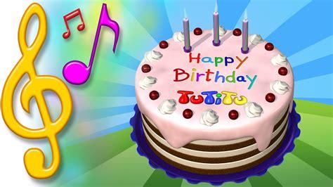 imagenes cumpleaños ingles canciones para ni 241 os en ingles con tutitu torta de