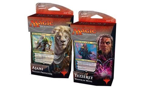 magic decks mtg realm aether revolt planeswalker decks