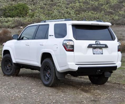 Toyota 2019 Forerunner by 2019 Toyota 4runner Expected Radical Changes In Power