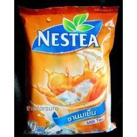 Nestle Nestea Thai Milk Tea Import 13 Sachet 20 stick cha yen thai milk tea new nestle 3 in 1 product of thailand 350g pack