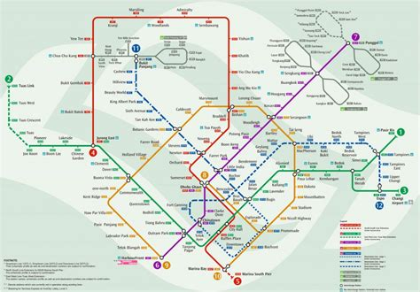 singapore mrt map the mrt effect how it will affect your property s value property market propertyguru sg