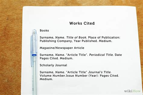 How To Make A Paper That Works - archives