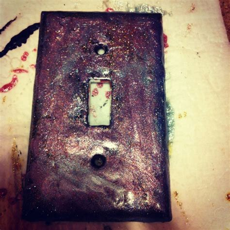 painted light switch covers 17 best images about apartment fix up diy on