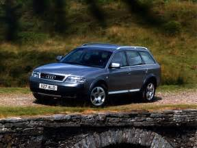 2005 audi allroad quattro c5 pictures information and