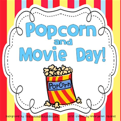 one day film university free popcorn and movie day pack perfect for those last