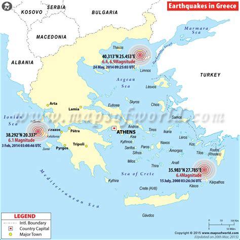 earthquake history map 1904 samos earthquake