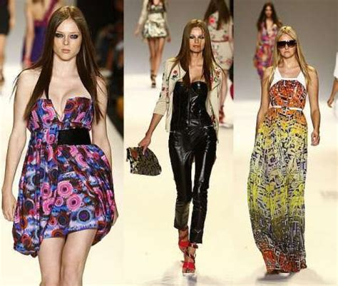 top fashion trends of 2009 66 summer fashion week highlights