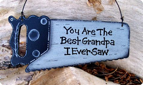 best grandpa ornament by countrycharmers on etsy