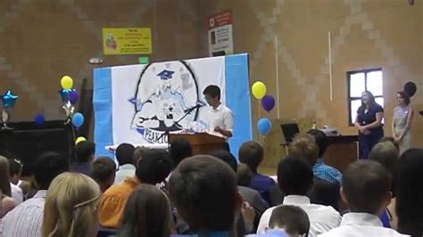 Paul Kang Review Mba by H Kang S Middle School Graduation Speech