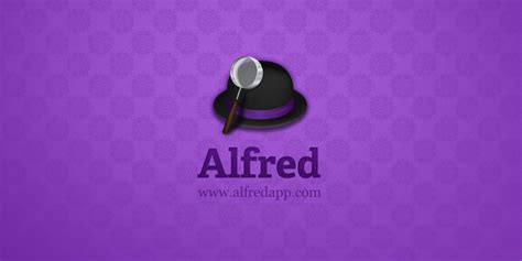 alfred workflows must use alfred workflows