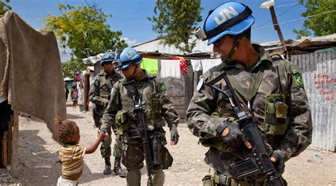 the un at war peace operations in a new era books un peacekeeping missions a track record of failures in