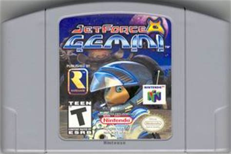 emuparadise jet force gemini jet force gemini usa rom
